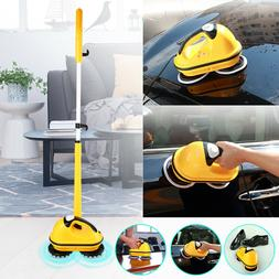 Electric Spin Auto Sweeper Broom Household Floor Dust Cleani