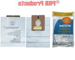 Fits Fuller Brush Canister Vacuum Cleaner Allergy Bag 06155