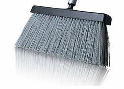 Stanley & Fuller Brush Slender Broom FREE Clip-on Dustpan se