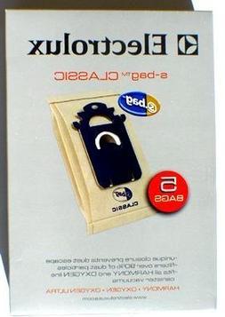 Geniune Electrolux S-Bag Classic Vacuum Bag, Case Pack of 20