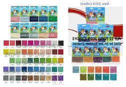 Great Gift Genuine PERLER Beads 1000, 6000 ct NIP 90 Colors
