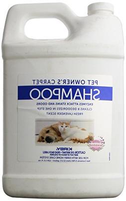 KIRBY Genuine 237507S Pet Owners Foaming Carpet Shampoo  Use