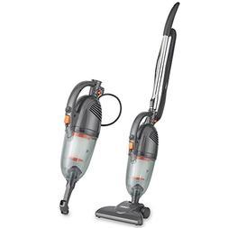 VonHaus Gray 2 in 1 Corded Lightweight Stick Vacuum and Hand