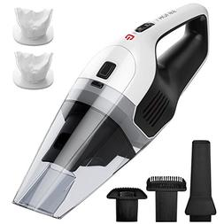 Handheld Vacuum Cordless, Holife 6KPA Hand Vacuum Cleaner Re