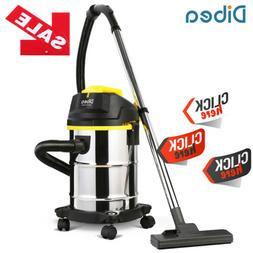 Dibea Handheld Stick Upright Vacuum Cleaner Wet/Dry Sweeper