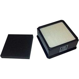 HEPA Filter & Foam for Featherlite made for Dirt Devil F66 U