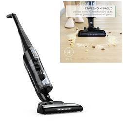- HomeVac Lightweight Cordless Upright-Style Vacuum Cleaner,