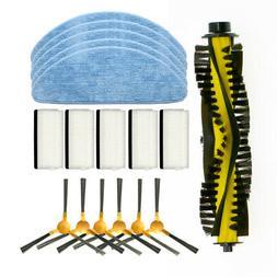 Kit Filter Brush Dust Floor Sweeper Cleaning Vacuum Cleaner