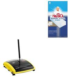 KITPAG82027RCP421588BLA - Value Kit - Brushless Sweeper  and