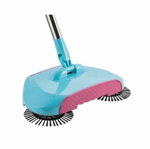 1 Push Household Broom Degree Cleani
