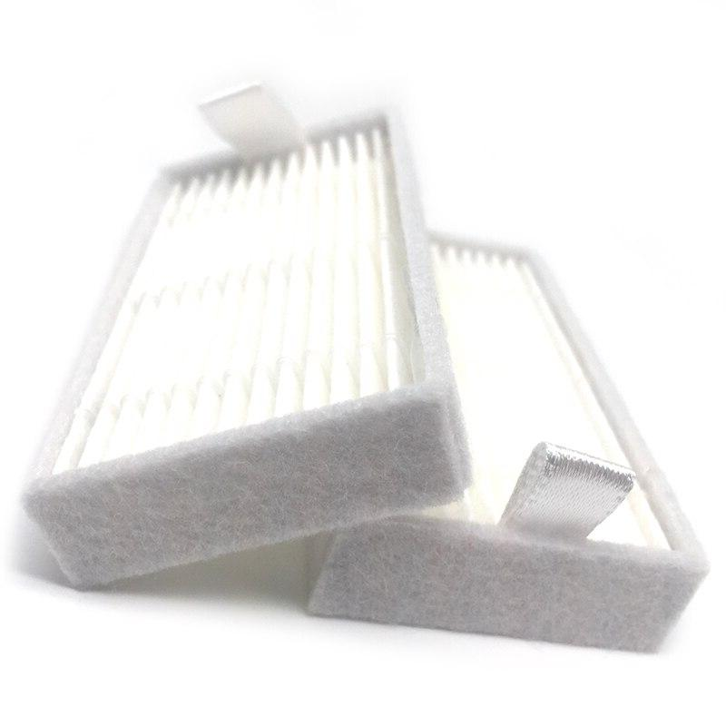 16PCS robot vacuum HEPA side Filter for parts seen on cleaning <font><b>sweeper</b></font> kit