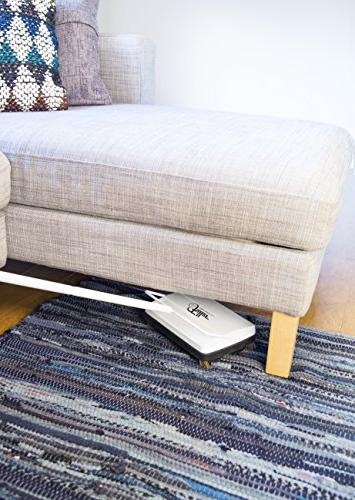"""Fuller & Floor Sweeper 9"""" Cleaning Bright"""