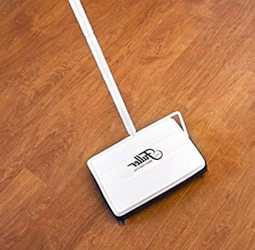 Fuller Brush & Sweeper Bright White