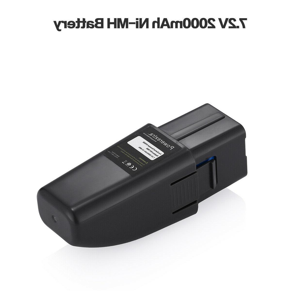 7.2V Battery for Ontel Sweeper &