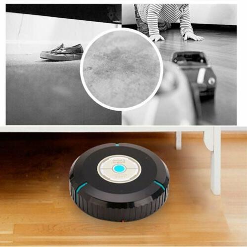 Home Automatic Smart Robot Vacuum Auto Mop Floor