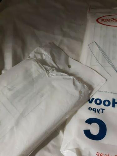 3 bags of = C Vacuum Sweeper