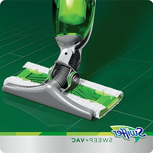 Swiffer Sweep Vacuum Cleaner and Cleaning, 1 Vacuum,
