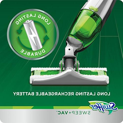 Swiffer Sweep Vacuum Cleaner for and 1 Dry 1