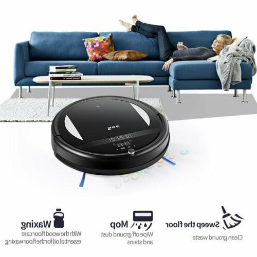 5 IN 1 Robot Vacuum Cleaner Cleaning Sweeper USA