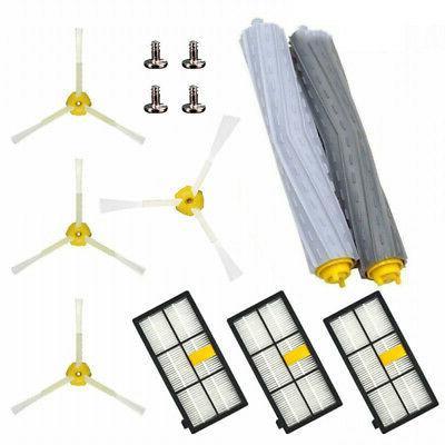13 Vacuum Cleaner Sweeper Accessories For IRobot Roomba 980 990 896 886