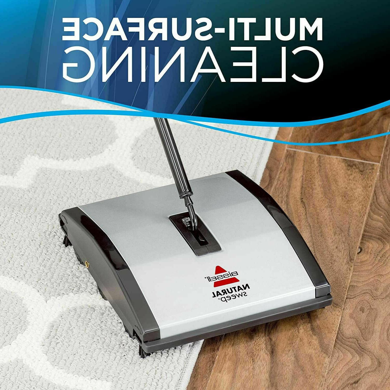 Bissell Sweep and Floor Dual Brush Rotating and Corner Edge Brushes,