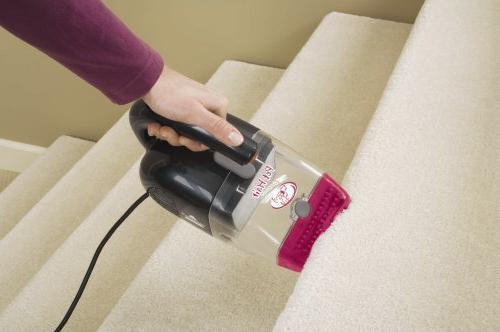 Bissell Eraser Hand Vac - Black