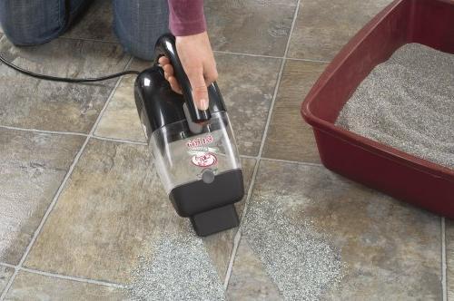 Bissell Pet Eraser Bagless Hand Vac -