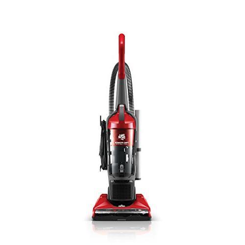 Dirt Devil - Pro Power Bagless Upright Vacuum - Red/Black/Gr