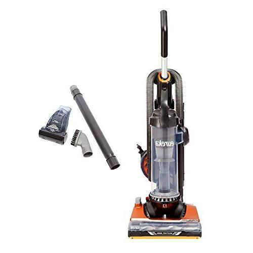 Eureka AS3401AX Brushroll Clean Pet Upright Vacuum with Suct