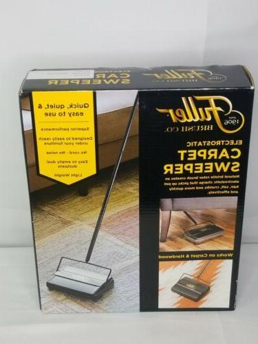 Fuller Brush Electrostatic Carpet & Floor Sweeper Cleaning P