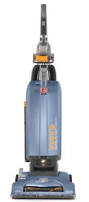 Hoover - Pet Windtunnel T-series Hepa Bagged Upright Vacuum