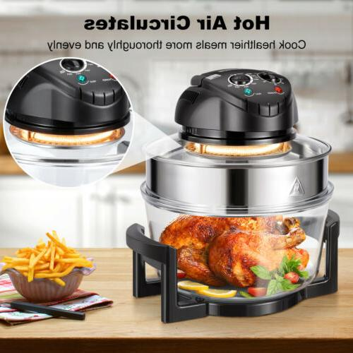 Countertop Oven Fryer Toaster Bake Cooker