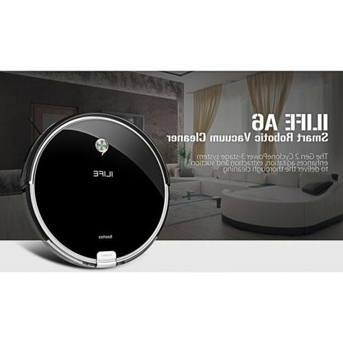 ILIFE Smart Vacuum Cleaner Auto Sweepers
