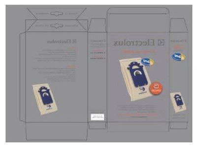 Electrolux Canister Vacuum 20 Pack