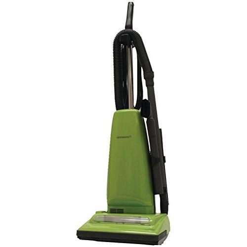 bagged upright vacuum cleaner