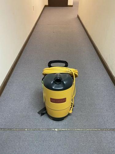 brand new scbp 1 commercial backpack vacuum