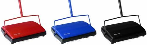 carpet sweeper 11 inch lightweight electrostatic floor