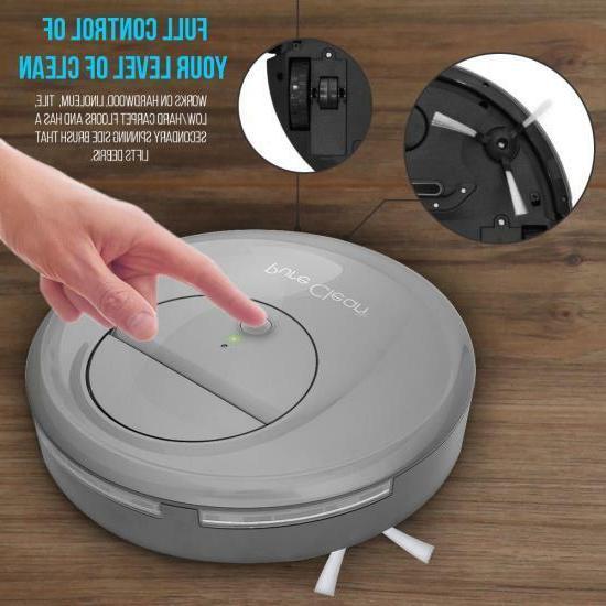 Pure Vacuum Sweeper Cleaner Self-Navigated