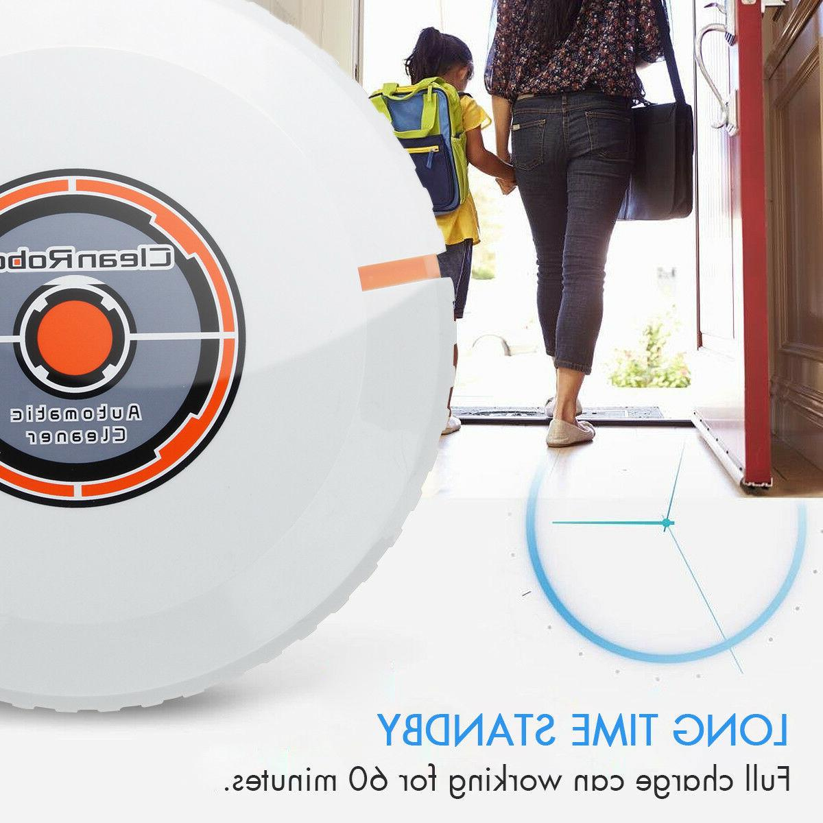CLEANROBOT Automatic Vacuum Floor Cleaner Auto Mop Sweeper Machine