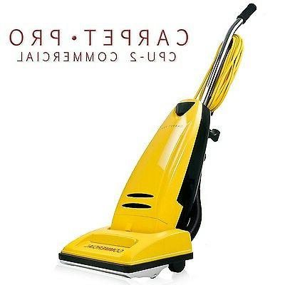 commercial cpu 2 upright vacuum