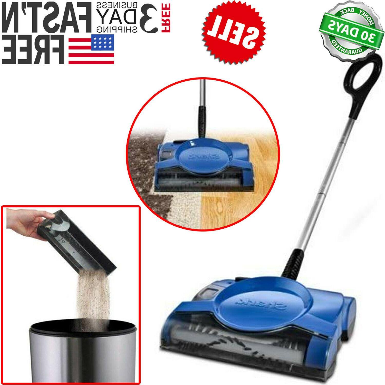 Cordless Sweeper Floor Carpet Swivel Rechargeable Vacuum Cle