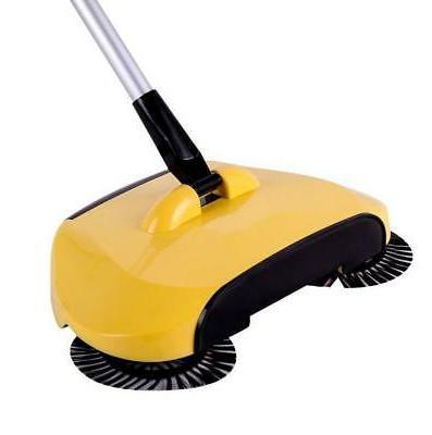 Easy Rotating Sweeper