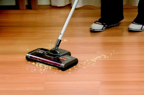BISSELL Cordless Floor Carpet Sweeper | 15D1A