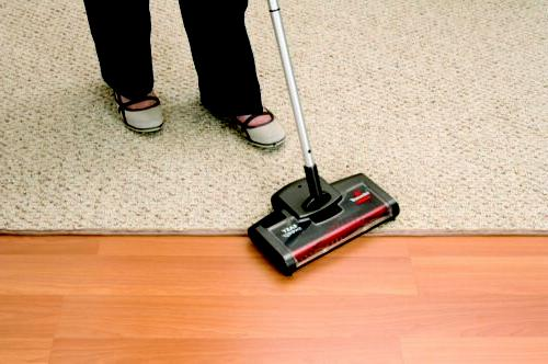 BISSELL Easy Powered Cordless Floor Carpet