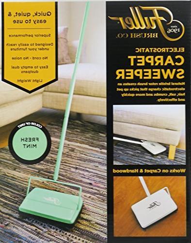 """Fuller Brush Electrostatic & Floor Sweeper 9"""" - Fresh"""