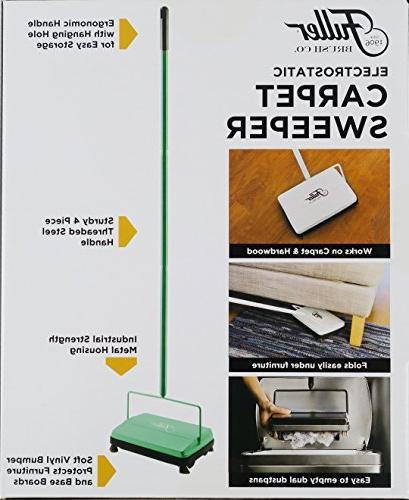 """Fuller Brush Electrostatic & Floor 9"""" Path Fresh"""