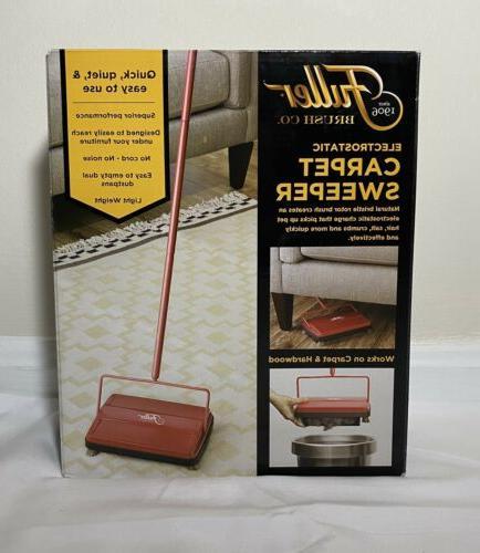 electrostatic sweeper