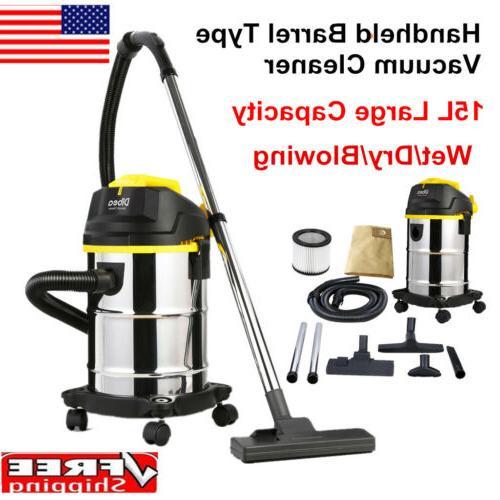 handheld stick upright vacuum cleaner wet dry