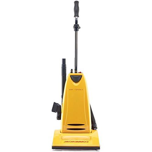 Carpet Pro Heavy Duty Commercial Upright Vacuum Cleaner Mode