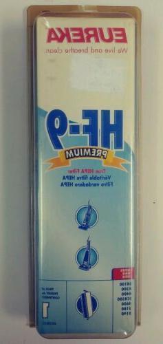 Eureka HF-9 Premium Vacuum Sweeper Filter True HEPA 6 Month